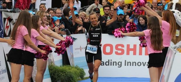 Muere la triatleta Julia Viellehner tras ser arrollada por un camión mientras entrenaba