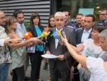 Germà Gordó renuncia a liderar el PDC.