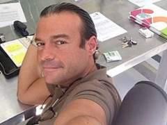 La policía detiene a José Luis Aneri, principal imputado por el fraude de los cursos de formación