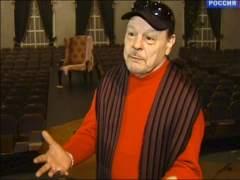 Muere el director de teatro Alexandr Burdonski, nieto de Stalin