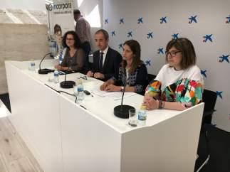 Burgos: Bilbao (C) presenta los datos de la Obra Social