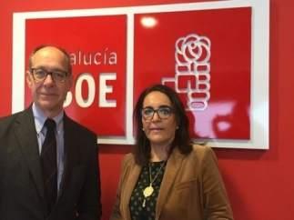José Juan Díaz Trillo y Josefa Glez Bayo.