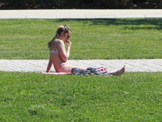 El verano se adelanta en Madrid