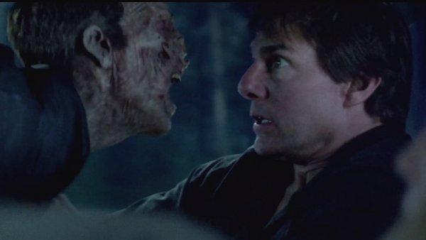Alucinante y terrorífico nuevo tráiler de 'La momia'