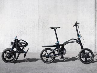 Peugeot lanza una bicicleta eléctrica plegable