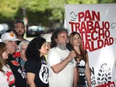 Nueva protesta de las Marchas de la Dignidad este sábado en Madrid