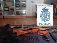 Cuatro detenidos por tráfico de armas que realizaron hasta 170 envíos en dos años