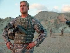 Netflix estrena el filme de Brad Pitt sobre la guerra de Afganistán