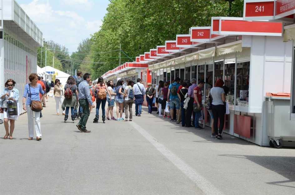 M s de 20 ideas para celebrar la feria del libro de madrid for Feria del mueble madrid 2017