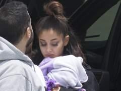 Primeras fotos de Ariana Grande tras el atentado de Mánchester