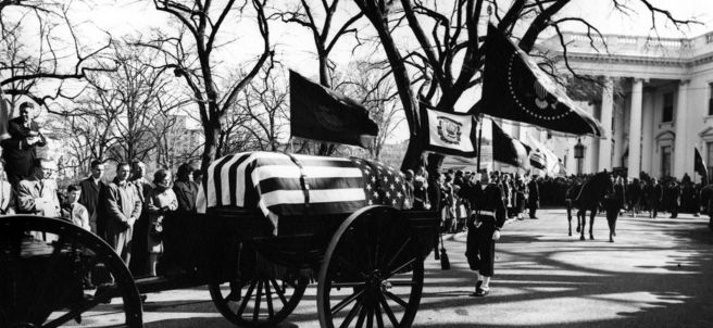 Funeral de John F. Kennedy