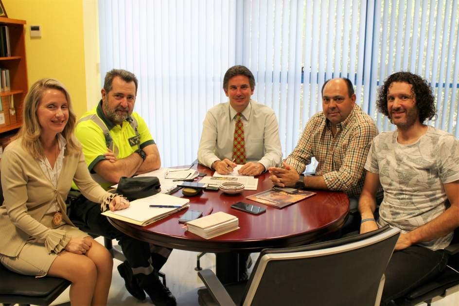 La dgt impulsa nuevas medidas para reducir la - Jefatura provincial de trafico de albacete ...
