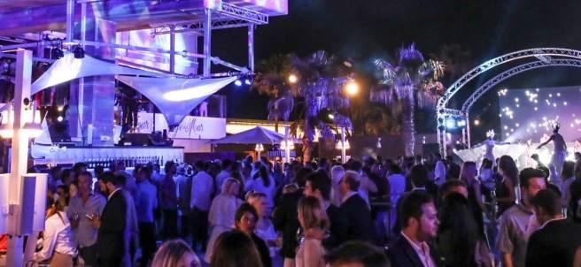 Inauguración del Café del Mar Club Barcelona