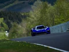 Un coche eléctrico logra la vuelta más rápida del circuito de Nürburgring
