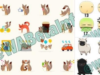 Stickers de Whatsapp