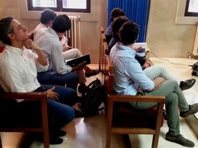 Los Hermanos Ruiz Mateos En El Juicio En Palma
