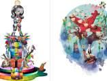 La plaza del Ayuntamiento se llenará de color con un tótem y un planetario