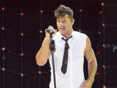 Ricky Martin llega este martes al Palau Sant Jordi