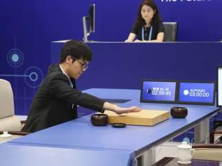 AlphaGO contra Ke Jie en Wuzhen