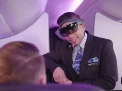 Una aerolínea usa gafas VR para sacar más información de los pasajeros
