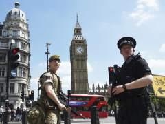 """El MI5 alerta de la """"intensa"""" amenaza terrorista en Reino Unido"""