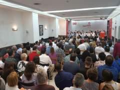 Congreso del PSE-EE de Gipuzkoa.