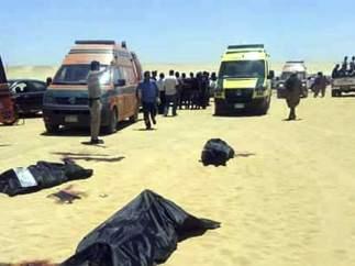 Estado Islámico asume la autoría de la matanza contra cristianos coptos en Egipto