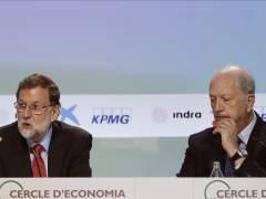 """Rajoy, sobre el referéndum: """"Ni me lo creo, ni se va a producir"""""""