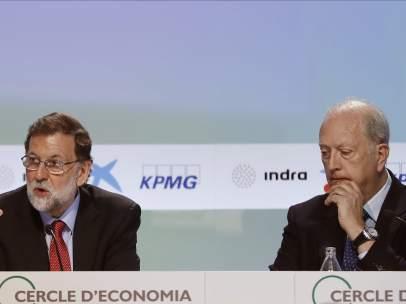 Rajoy clausura el Círculo de Economía de Sitges