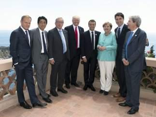EE UU, único país del G-7 que no se compromete a luchar contra el cambio climático