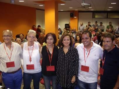 Congreso provincial del PSOE Teruel.