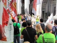 """Denuncian frente a Educación el aumento """"brutal"""" de interinidad"""