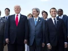 EE UU cede y se suma al compromiso del G-7 contra el proteccionismo