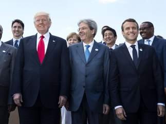 Estados Unidos cede y se suma al compromiso del G-7 contra el proteccionismo