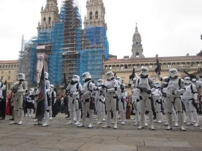 III Desfile Imperial de Star Wars en Santiago