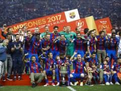 El Barça derrota al Alavés por 3-1 y consigue su 29ª Copa del Rey