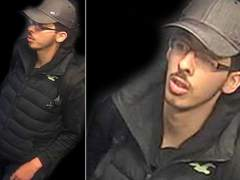 La Policía difunde imágenes del terrorista de Manchester