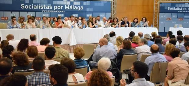 Resultado de imagen de Congreso PSOE Malaga 28 mayo 2017 Nacho Lopez