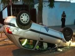 Siete fallecidos en seis accidentes de tráfico mortales este fin de semana
