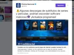 Bayona critica a la policía por aconsejar sobre piratería