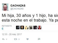 """El padre de la víctima de violencia machista en Murcia: """"Ya puedo morirme"""""""