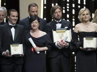 Premiados en Cannes