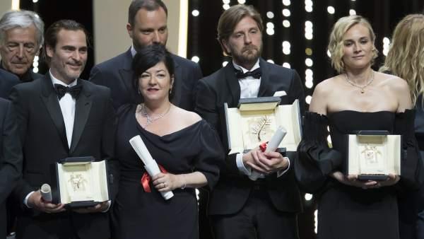 'The Square', Palma de Oro en Cannes