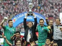 Guadalajara conquista la liga mexicana