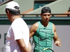 Rafa Nadal y Toni