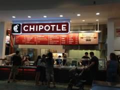 Los restaurantes Chipotle de EE UU, 'hackeados' con un 'malware'