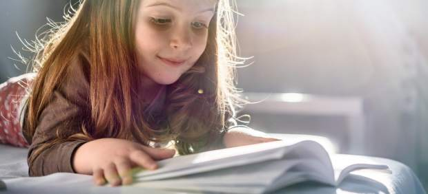 Un 85,2% de entre seis a nueve años lee libros que no son de texto, según el estudio.