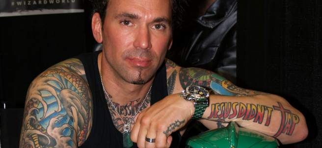 Jason David Frank, el Power Ranger verde