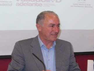 El concejal de Hacienda y Promoción Económica, Antonio Gato