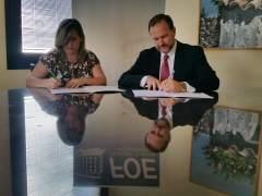 Nota Prensa: La Foe Y El Colegio De Graduados Sociales Sellan Un Acuerdo De Cola